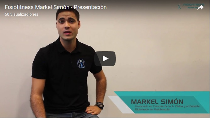 Presentación FisioFitness Markel Simón